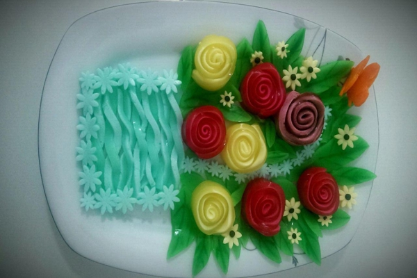 jelly-flowers
