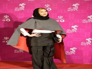 لباس بازیگران در مراسم 34 افتتاحیه فیلم فجر