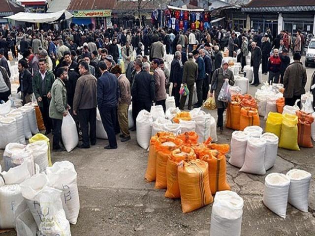 گرانی برنج در بازار جهانی