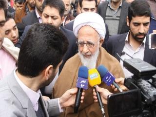 برگزاری باشکوه راهپیمایی 22 بهمن آبروی نظام را حفظ کرده است