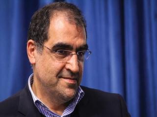 وزیر بهداشت نگران استرسهای روحانی شد!