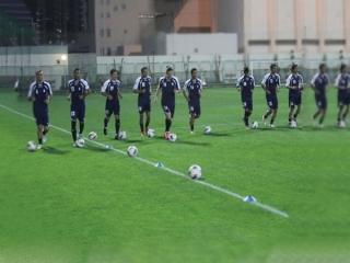 برگزاری مراسم بدرقه تیم ملی فوتسال