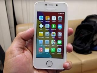 عکس ارزانترین گوشی هوشمند جهان فقط 14 هزار تومان