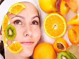 یک پوست خوب،یک پوست میوه ایی!