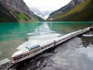 سفرهای رویایی با قطار