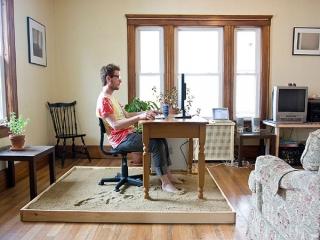 فنگ شویی اتاق کار، واقع در خانه