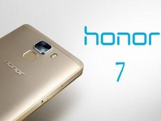 بروزرسانی اندروید مارشملو برای Honor 7 هوآوی منتشر شد