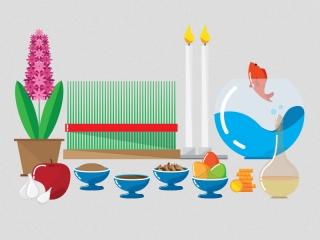 خواص خوردن هفت سین عید نوروز