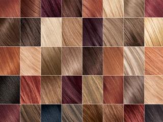 رنگ موی مناسب با رنگ پوست شما کدام است؟
