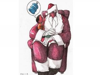 کاریکاتورهای سلوانو ملو؛ هنرمند برزیلی