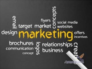 اصول بازاریابی و فروش