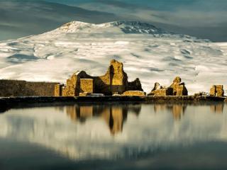 تخت سلیمان جاذبه های کم نظیر طبیعی- تاریخی ایران