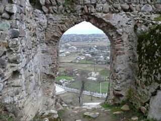 قلعه تاریخی صلصال در گیلان