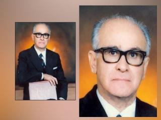 پدر علم اقتصاد ایران - دکتر منوچهر فرهنگ