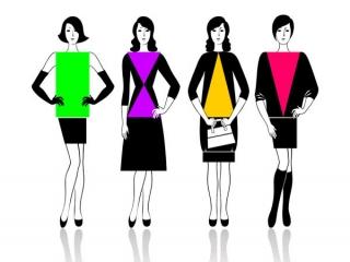 بر اساس فرم بدنتان لباس بپوشید