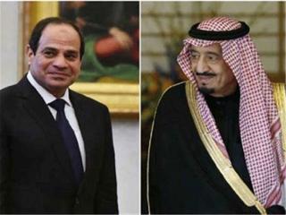ملک سلمان مصر را خرید!