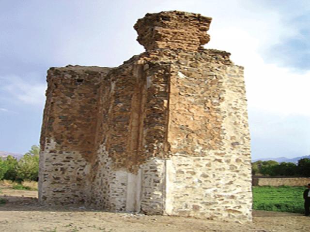 عجیب ترین بنای تاریخی ایران