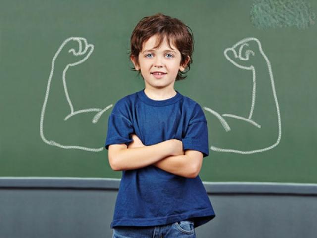 چند جمله ی کوتاه برای افزایش اعتماد به نفس کودک
