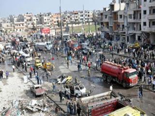 انفجار نزدیک حرم حضرت زینب (س)/ شماری شهید و زخمی شدند