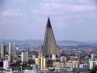 راز هتل ریوگیانگ؛ بهترین ساختمان کره شمالی خالی است
