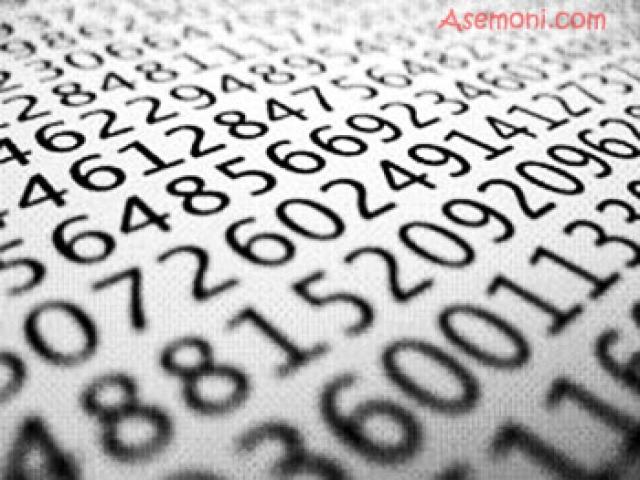 تایپ فارسی کلمات و اعداد در word