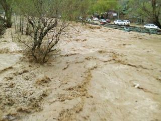 هشدار هواشناسی درباره سیل و آبگرفتگی در 16 استان