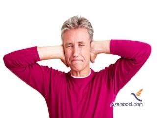 علت سوت کشیدن گوش چیست ؟