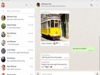 واتس اپ برای دستگاه های دسکتاپی منتشر شد