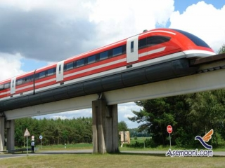 آشنایی با قطارهای مغناطیسی یا حمل و نقل شناور