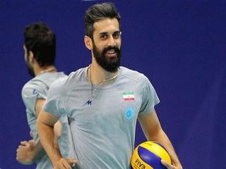سعید معروف «جادوگر والیبال ایران» است