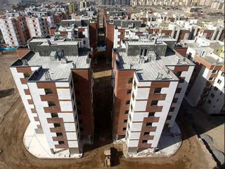 """سقوط شدید نرخ خانه در اطراف شهر """"تهران"""""""