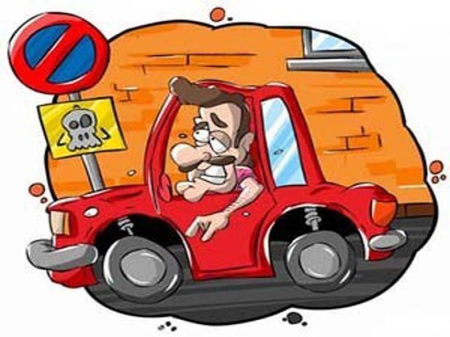 شعر طنز و خنده دار رانندگی در ایران