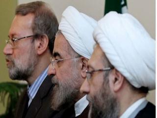 """حقوق """"روحانی"""" و"""" لاریجانی"""" ها چقدر است؟"""