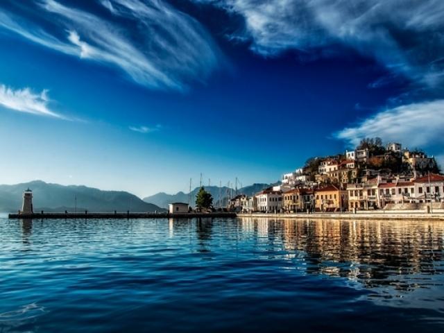 شهر زیبای مارماریس ترکیه