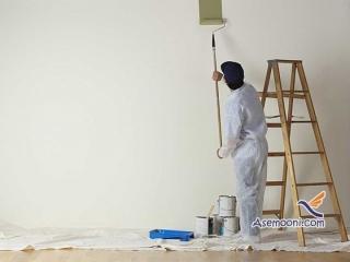 معرفی شغل نقاشی ساختمان