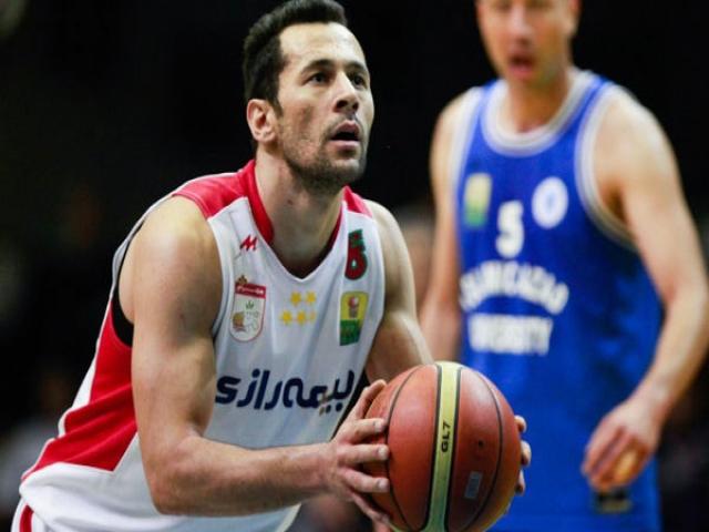بیوگرافی بسکتبالیست ایران، سعید داورپناه
