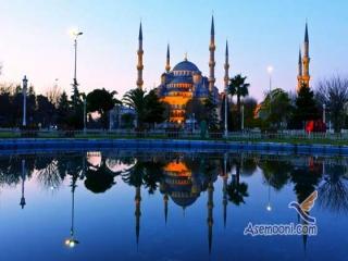 عکس های دیدنی از استانبول