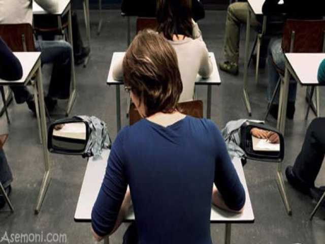 راه های تقلب در امتحان