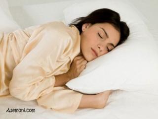 خوابیدن در تاریکی برای زنان مفید است