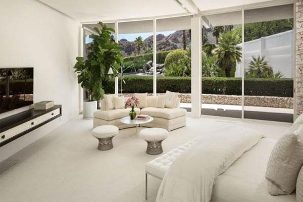 The modern and luxurious Villa interior decoration (1)