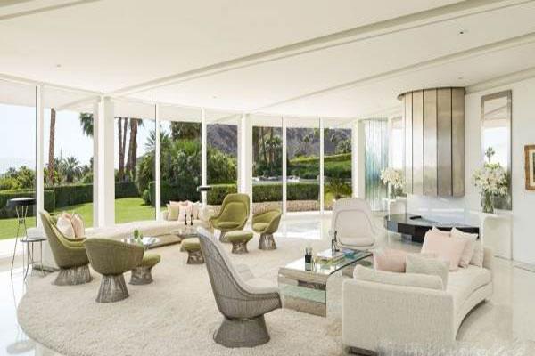 The modern and luxurious Villa interior decoration (10)