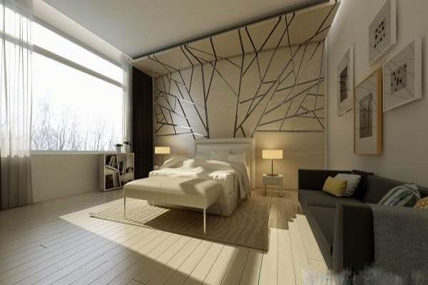The modern and luxurious Villa interior decoration (11)