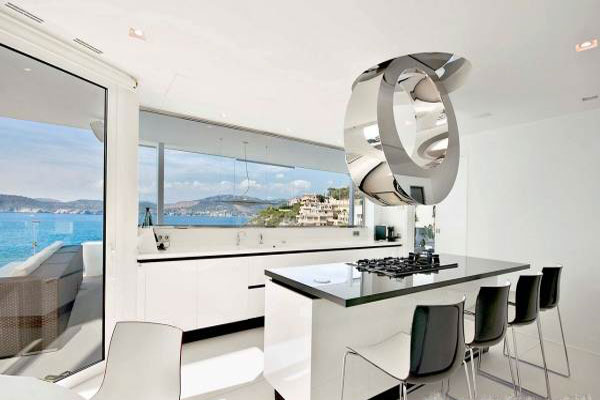 The modern and luxurious Villa interior decoration (13)