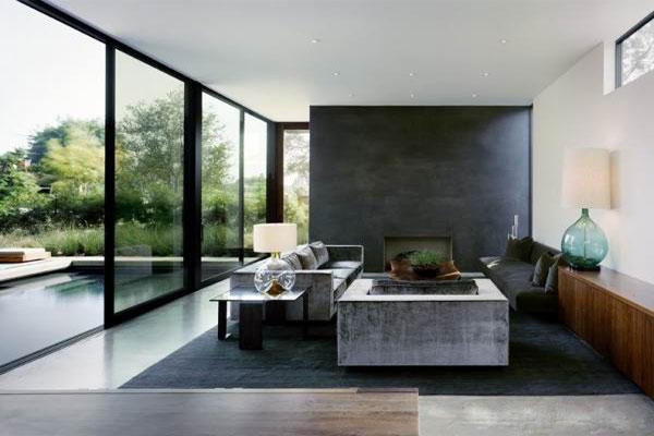 The modern and luxurious Villa interior decoration (14)