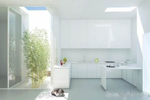 The modern and luxurious Villa interior decoration (17)