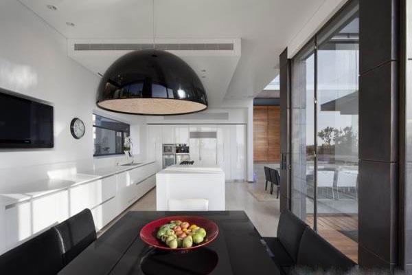 The modern and luxurious Villa interior decoration (20)