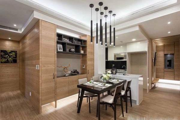 The modern and luxurious Villa interior decoration (21)