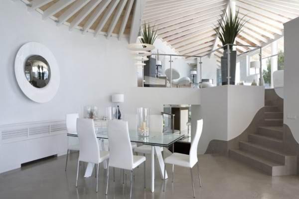 The modern and luxurious Villa interior decoration (22)