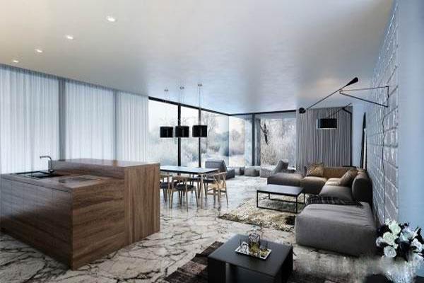 The modern and luxurious Villa interior decoration (3)