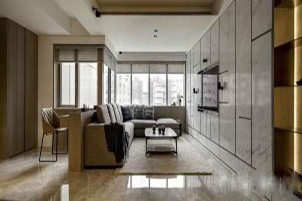 The modern and luxurious Villa interior decoration (4)